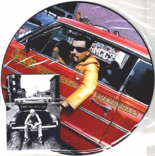 "Gun - Something Worthwhile (12"") (Picture Disc) (EX/NM)"